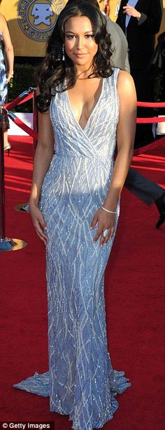 Naya Rivera, 2012 SAG Awards