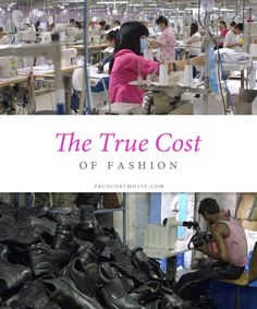 MADE NGO hosted a screening of 'The True Cost' in Whitechapel, London. Fashion Moda, Fast Fashion, Slow Fashion, True Cost, Feeling Inadequate, Leftover Fabric, When It Rains, Brand You, Stocking Stuffers