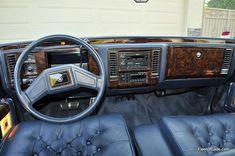 1991 Cadillac Brougham d'Elegance 5.7 5,800 original miles