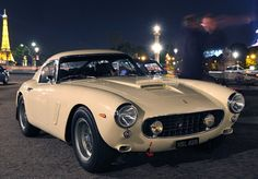 Ferrari 250 GT Berlinetta - If only current cars would look this good.