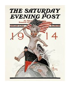 January 3,1914  JC Leyendecker  Saturday Evening Post