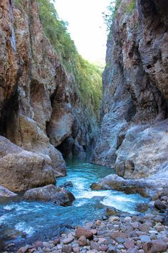 "The Somoto Canyon is one of oldest rock formations in Central America and has become one of the main attractions of Northern Nicaragua. The canyon is located fifteen minutes west of the city of Somoto and is also called ""the structure"" or ""Namancambre"" by"