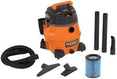 RIDGID - WD1450 14 GAL WET/DRY PRO VAC - 632-18718 MyDirectAdvantage $100 at Home Depot