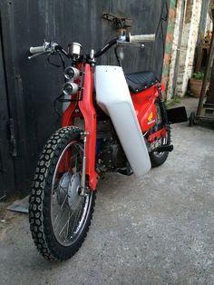 Modif Motor Bebek Jadi Mini Trail : modif, motor, bebek, trail, Motor, Modif, Bebek, Sepeda,, Kendaraan,
