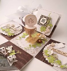 Baby Shower Baskets, Exploding Boxes, Communion, Gift Wrapping, Scrapbooking, Gifts, Instagram, Cards, Gift Wrapping Paper