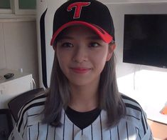 Find images and videos about kpop, girls and korean on We Heart It - the app to get lost in what you love. Nayeon, Cool Girl, My Girl, Pre Debut, Bias Kpop, Twice Kpop, Hirai Momo, Dahyun, Edit Icon