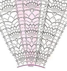 Fabulous Crochet a Little Black Crochet Dress Ideas. Fabulously Georgeous Crochet a Little Black Crochet Dress Ideas. Diy Crochet Cardigan, Crochet Skirt Pattern, Crochet Cape, Black Crochet Dress, Crochet Skirts, Crochet Motifs, Crochet Collar, Crochet Diagram, Crochet Shawl