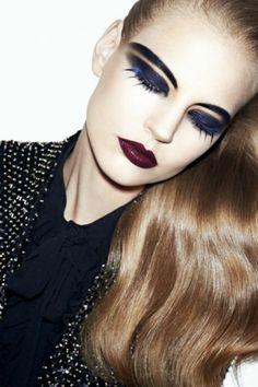 @Byrdie Beauty - Elisabeth Erm For Vogue Paris Gorgeous.