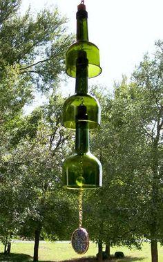 Brilliant Marvelous DIY Wind Chimes Ideas 2