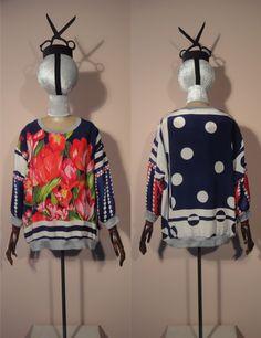 Camicie e Abiti foulard vintage - Manufatti | Riedizione