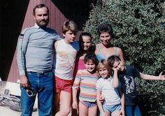Phoenix Family - John, River, Rain, Arlyn, Liberty, Summer, and Joaquin