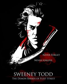 Sweeney Todd: The Demon Barber of Fleet Street ~ Oh. My. God. I can't even react to this yet. I LOVE this, but I can't quite put it into words. It's just...so...I mean...wow.