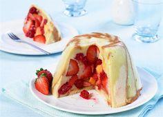 Voňavé české jahody nic nenahradí, tak si je musíme užít, když už konečně přišla jejich sezona. Připravit z nich můžete třeba dort od italských mistrů cukrářů. Recept je vyzkoušený a opravdu za to stojí.
