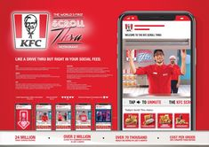 Kfc Restaurant, Concept Board, Cannes, Case Study, Campaign, Advertising, Boards, Activities, Digital