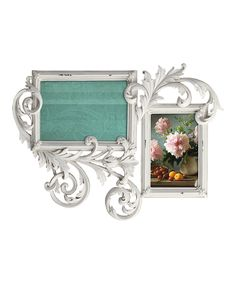 Look what I found on #zulily! Antique Cream Decoro Frame by Prinz #zulilyfinds