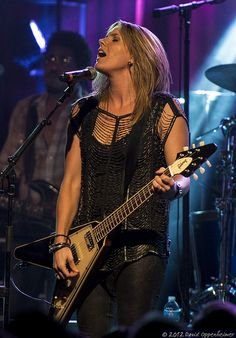 Grace Potter and the Nocturnals, via Flickr. Copyright: David Oppenheimer