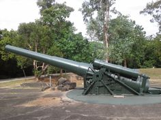 Corregidor- The largest gun on the island, located in Battery Hearn Military Army, Military History, Subic Bay, Bataan, Concept Weapons, Big Guns, Book Illustrations, War Machine, World War Two