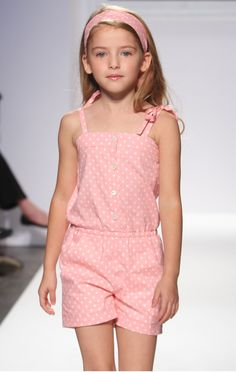 NEW YORK, NY - OCTOBER 20: A model walks the runway at the Baby CZ show during Petite Parade NY Kids Fashion Week In Collaboration With VOGUEbambini at Industria Superstudio on October 20, 2012 in New York City. (Photo by John Parra/Getty Images for Petite Parade)