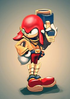 Knuckles star for gear