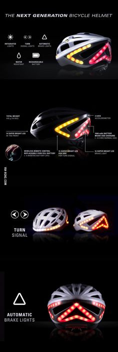 Next Generation Bicycle Helmet