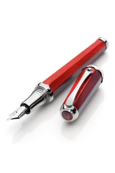 Every lady should own a fabulous fountain pen and personalised stationary! Montegrappa
