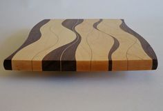 Cutting Board Wood Kitchen Serving Board Chopping by WintersWood