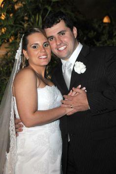 Mariana Manso e Eric - Igreja N.S. das Graças - 2007