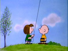 Season 1, Episode 3: Linus and Lucy: Peppermint Patty tries to help Charlie Brown fly a kite. - The Charlie Brown And Snoopy Show!