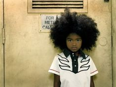 Young Afro