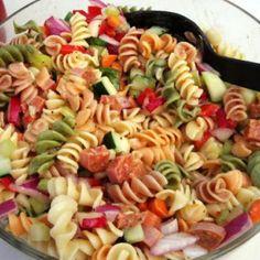 Italian Pasta Salad VI Recipe
