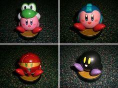 Custom Kirby Amiibo
