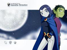 Raven Teen Titans Wallpapers - Wallpaper Cave