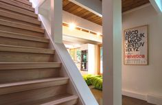 Post & Beam Reno West Vancouver Post And Beam, Modern Architecture, Beams, Vancouver, North America, Coast, Stairs, Film, Homes