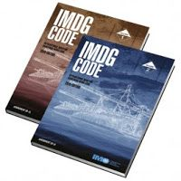 IMO Internacional Maritime Dangerous Goods Code (IMDG Code) 2016 Edition (incorporating amendment 38-16). Two volumes Set (not sold separately), ISBN: 9789280116366, Print Edition, English, Paperback, (IK200E)