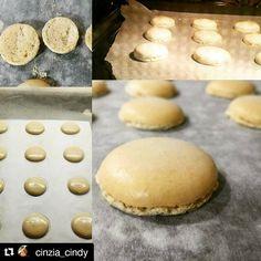 #Repost @cinzia_cindy with @repostapp  Bonjour!  e adesso pensiamo alla farcitura.. #macarons #frenchpastry #sweets #delicious #ilfornoincantato #pasticcini #yummy #ifoodit #bloggalineincucina #glutenfreerecipes #gftl #glutenfree #paris