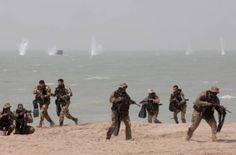 Peninsula Shield Field Exercise Kuwait