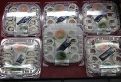 Try some of our store made sushi today!