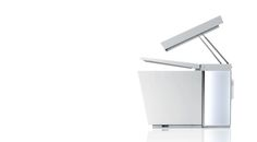 Numi Integrated Toilet - this thing is awesome!  It does everything but launch nuclear weapons!