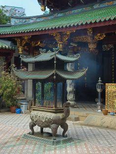 Thian Hock Keng Temple, Chinatown, Singapore