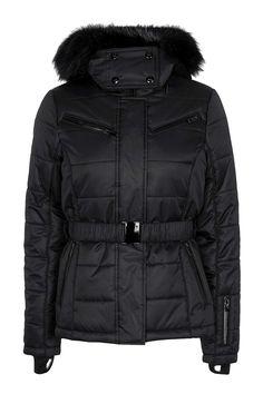 **Panelled Ski Jacket by Topshop SNO - SNO - Clothing - Topshop