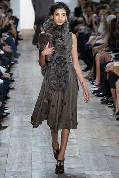 Michael Kors Fall 2014 - NYFW - Fashion Runway