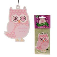 Dirty Owl Air Freshener
