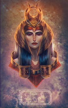 Isis (the Egyptian Goddess) by Sam Tsui on DeviantART Ancient Egyptian Deities, Ancient Egypt Art, Egyptian Mythology, Egyptian Art, Ancient Civilizations, Ancient History, European History, Ancient Aliens, Ancient Artifacts