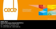 CEDE 2013 Central European Dental Exhibition 폴란드 포츠난 치과기자재 박람회