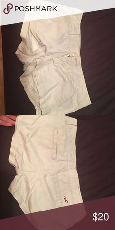Hollister shorts Good condition Hollister Shorts Jean Shorts