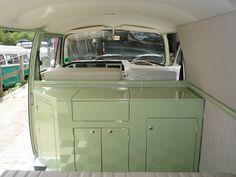 Kustom Interiors Camper interior gallery « Kustom Interiors – VW Camper Interiors - minty fresh