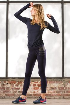 hot workout pants (or really...for brunching)