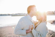 Saltwater Puddles & A Cottage By The Sea » Michelle Gardella Wedding Photography