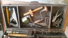 Stanley Sweetheart No. 902 tool chest
