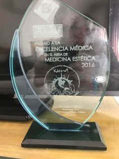 Dr Patrick Treacy gets certificate for medical excellence in Mexico 2016 Clinic, Mexico, Medicine
